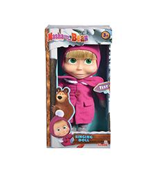 Masha and The Bear - Masha and The Bear - Masha Singing Doll