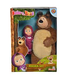 Masha and The Bear - Masha and The Bear - Masha Set