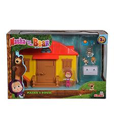 Masha and The Bear - Masha and The Bear - Masha's House set