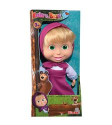 Masha and The Bear - Masha and The Bear - Masha Soft Doll
