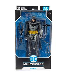 DC Multiverse - DC Multiverse Batman: White Knight - Batman Action Figure