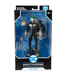 DC Multiverse - DC Multiverse Batman: White Knight - The Joker Action Figure