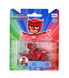 Dickie Toys - Dickie Toys PJ Masks Owlette Moon Rover