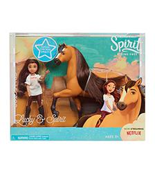 Spirit Riding Free - Spirit Riding Free Small Doll & Classic Horse Sets