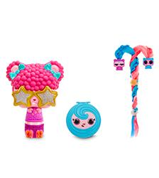Pop Pop Hair Surprise - Pop Pop Hair Surprise 3-in-1 Pop Pets