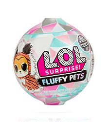 L.O.L Surprise! - L.O.L Surprise! Winter Disco Fluffy Pets