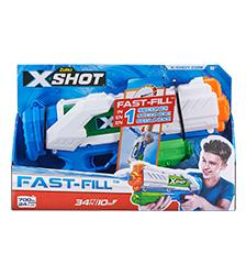 X-Shot, -X-Shot - X-Shot Water Warfare Fast Fill Blaster