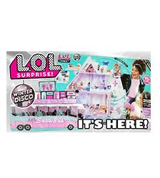 L.O.L Surprise! - L.O.L Surprise! Winter Disco Chalet Dollhouse