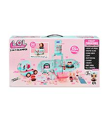 L.O.L Surprise! - L.O.L Surprise! 2-in-1 Glamper