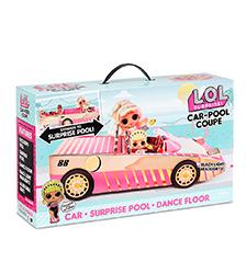 L.O.L Surprise! - L.O.L Surprise! Car-Pool Coupe