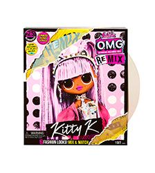 L.O.L Surprise! - L.O.L Surprise O.M.G Remix Fashion Dolls