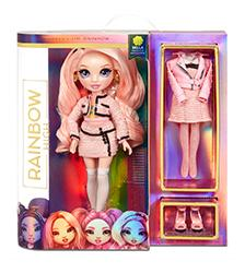 Rainbow High - Rainbow High Bella Parker Pink Fashion Doll - Series 2