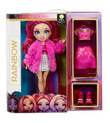 Rainbow High - Rainbow High Stella Monroe Fuschia Fashion Doll - Series 2