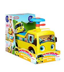 Little Tikes - Little Tikes Little Baby Bum Wheels on the Bus Scoot