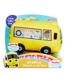 Little Tikes - Little Tikes Little Baby Bum Wiggling Wheels on the Bus