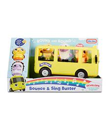Little Tikes - Little Tikes Little Baby Bum Bounce & Sing Buster