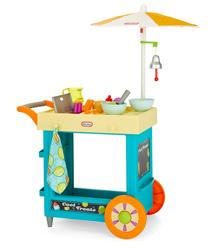 Little Tikes - Little Tikes 2-in-1 Lemonade and Ice Cream Stand
