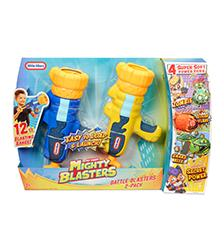 Little Tikes - Little Tikes My First Mighty Blasters Battle Blasters 2-Pack