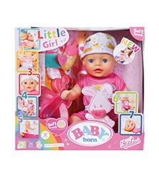 Baby Born - Baby Born Soft Touch Little Girl Doll