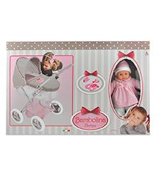 Bambolina - Boutique Pram Set 12 in 1