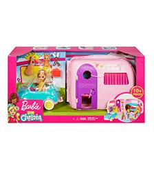 Barbie, -Family - Barbie Club Chelsea Camper