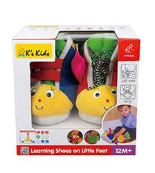 K's Kids - K's Kids Learning Shoes on Little Feet
