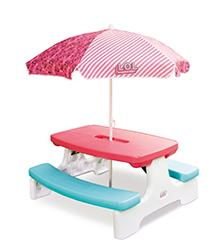 Little Tikes - Little Tikes L.O.L Surprise! Birthday Party Table with Umbrella