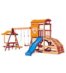 Little Tikes - Little Tikes Real Wood Adventures Bushy Tail Burrow
