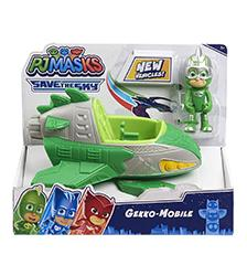 PJ Masks - PJ Masks Save the Sky Gekko-Mobile