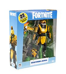 Fortnite - Fortnite Beastmode Jackal Premium Action Figure