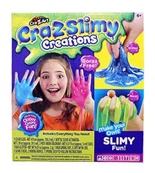 Cra-Z-Slimy Creations - Cra-Z-Slimy Creations Slimy Fun Kit