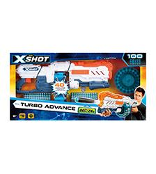 X-Shot, -X-Shot - X-Shot Turbo Advance Blaster