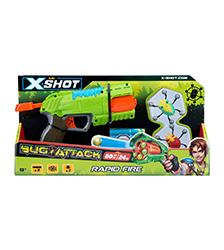 X-Shot, -Bug Attack - Rapid Fire Blaster