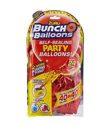 Bunch O Balloons - Bunch O Balloons Self-Sealing Party Balloons Packs