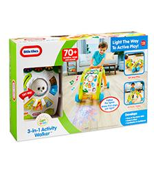 Little Tikes - Little Tikes 3 in 1 Activity Walker