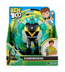 Ben 10 - Giant Action Figures