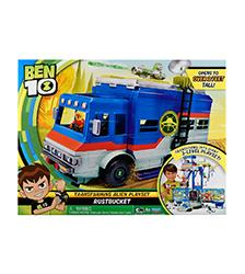 Ben 10 - Rustbucket Transforming Alien Playset