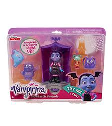 Vampirina - Vampirina Glowtastic Friends Set