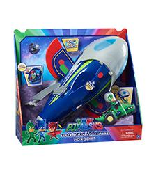 PJ Masks - PJ Masks Super Moon Adventure HQ Rocket