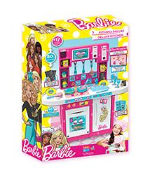 Barbie, -Licensed Products - Barbie Deluxe Kitchen