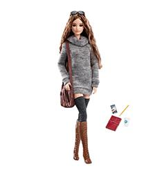 Barbie, -Fashion - The Barbie Look Barbie Dolls