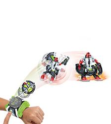 Ben 10 - Omni Launch Battle Figures