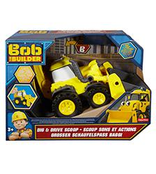 Bob the Builder - Dig & Drive Scoop