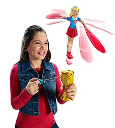 DC Superhero Girls - Action Flying Supergirl Doll