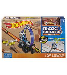 Hot Wheels - Track Builder Essential Sets