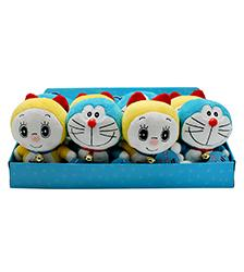 "Doraemon 6"" Sitting Plush"