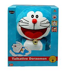 "Doraemon Talkative 9"" feature plush"
