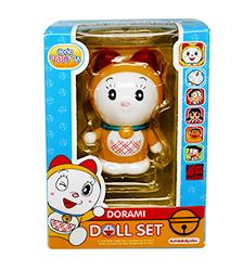 Doll Set - Dorami