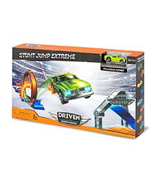 Driven - Driven Turbocharge Stunt Jump Extreme Playset