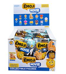 The Emoji Movie - Collectible Figure Mystery Packs